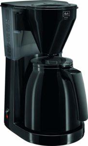 Melitta Easy Therm 1010-06, Filterkaffeemaschine mit Thermkanne, Kompaktes Design,